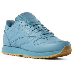 66c620252595c7 Reebok Shoes Women s Classic Leather Ripple in Color Mid-mineral Mist Gum  Size 5 - Lifestyle Shoes
