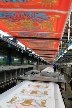 Fascinating story on selecting artists to design Hermes scarves and the intense process behind creating these works of art.