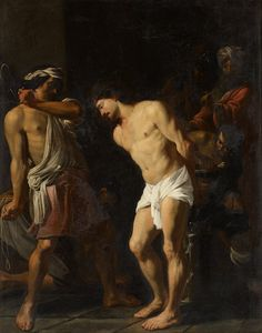 Flagellation of Christ / La Flagelación de Cristo // century // Attributed to Jacques Blanchard // Minneapolis Institute of Art // Crucifixion Of Jesus, Jesus Christ, Holy Week Images, Minneapolis, Flagellation, Baroque Art, Italian Art, Napoleonic Wars, Religious Art