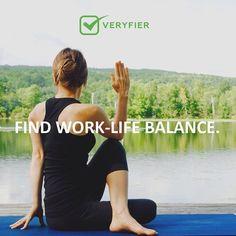 Find the work-life balance you need. Join Veryfier™ today!  DOWNLOAD THE APP NOW!  #sharingeconomy #gigeconomy #ondemand #ondemandeconomy #ondemandapp #it #tech #technology #uber #airbnb #lyft #gig #freelancework #freelancers #freelancenation #workfromhome #career #millennials #retirees #sidehustle #makemoney #futureofwork