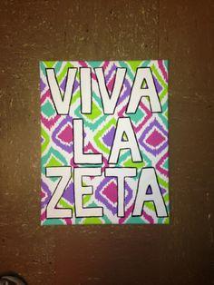 Viva la zeta canvas