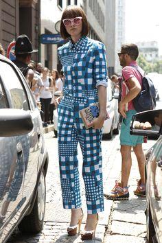 Milan Fashion Week Spring 2015 Menswear Street Style