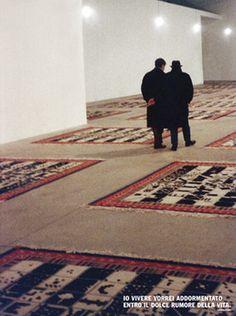 Boetti carpets