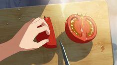 「asmr」anime aesthetic cooking