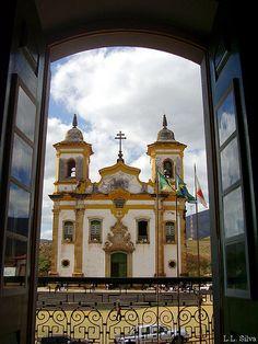 Charles Fonseca:  Igreja de São Francisco de Assis (Mariana/MG), up...