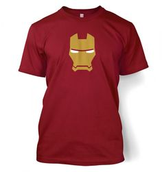 086e2624 Look of a Super Hero Adult T shirt Inspired by Iron Man and The Avengers  Nerdy