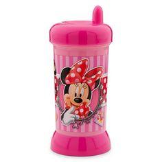 Disney Sippy Cup- BPA Free (Minnie Mouse) Disney http://www.amazon.com/dp/B00KGHAY58/ref=cm_sw_r_pi_dp_wHohub0N913Y7