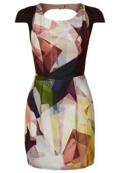 Finders Keepers - RESTLESS FAREWELL - Robe de soirée - multicolore