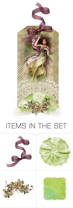 """""""Fairy Tales - Bookmark"""" by bbnncc12 ❤ liked on Polyvore featuring art"""