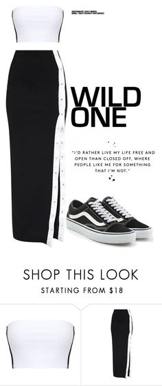 """""""Untitled #648"""" by dreamer3108 on Polyvore featuring Vans"""