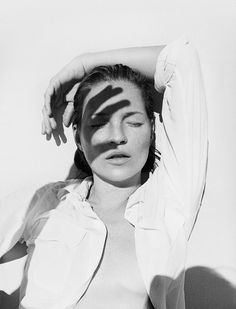 Equipment Spring/Summer 2016 Model: Daria Werbowy, Kate Moss | @andwhatelse