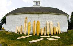 Grain Surfboards (photograph by Nick Lavecchia)