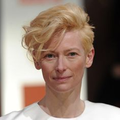 Actress Tilda Swinton is quite possibly the only woman in the world over 50 who can flirt with the shears. Her statuesque frame and directional fashion choices make many of those half her age sporting an undercut look positively naff.