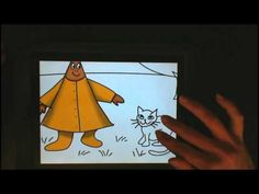 iPad Low Vision app game for young children learning to spell and read