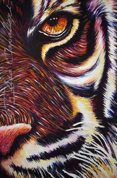 Tiger, acrylic on canvas. #art #artoftheday #arte #artistic #beautiful #creative #comics #cartoon #drawing #disegno #dipingere #decoration #decor #draw #furniture #graphic #graphics #grafica #idea #handmade #illustration #illustrazione #illustrations #bozzetto #instagood #instaart #instaartist #instadraw #instafollow #instalike #matita #paper #pen #pencil #painting #pittura #photo #photoediting #sketch #sketchbook #talent