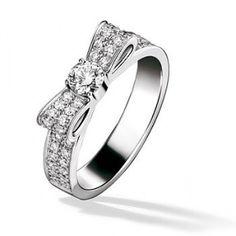 リュバン ドゥ シャネル リング - CHANEL(シャネル)の婚約指輪