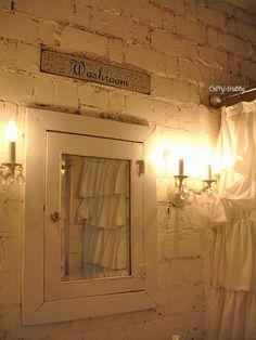so shabby irish bathroom | irish shabbychic | pinterest | shabby, Hause ideen