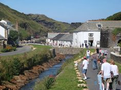 Boscastle, Cornwall - England something calls me to this place..