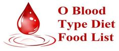 Type o blood diet food list concentrate on how particular foods effect people who have different blood kinds. The origins of every human blood type and constructed diet programs to optimize health insurance and help dieters lose unwanted weight. The Type-O diet targets the needs of people with type O bloodstream. Type O thrives on …