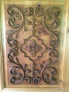 Tür aus Schruns, Montafon Culture