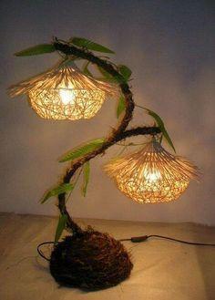 Bellart Atelier: Luminárias e Abajus