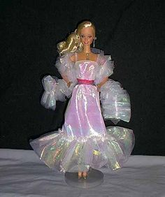 Angi had this barbie. Not sure if Claire did too