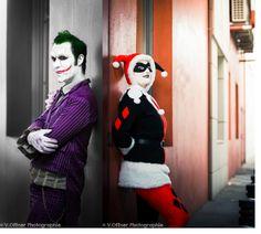 Joker arkham asylum cosplay