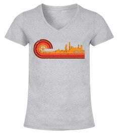 "# Retro Style Charlotte North Carolina Skyline T-Shirt .  Special Offer, not available in shops      Comes in a variety of styles and colours      Buy yours now before it is too late!      Secured payment via Visa / Mastercard / Amex / PayPal      How to place an order            Choose the model from the drop-down menu      Click on ""Buy it now""      Choose the size and the quantity      Add your delivery address and bank details      And that's it!      Tags: Features a vintage 1970's…"