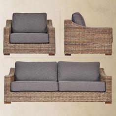 Sutherlands Home Furnishing Outdoor Sofa, Outdoor Furniture, Outdoor Decor, Home Furnishings, Love Seat, Porch, Patio, Home Decor, Balcony