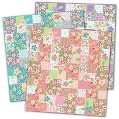 website full of free quilting patterns!