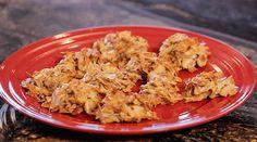 Bodybuilding.com - Jamie Eason's Toasted Coconut Protein Haystack Cookies