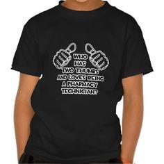 Two Thumbs  Pharmacy Technician Tee T Shirt, Hoodie Sweatshirt