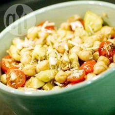 Foto de la receta: Ensalada italiana de garbanzo