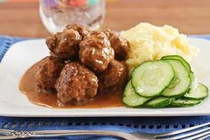 Swedish Meatballs - combining Cooks Illustrated & Alton Brown's recipes