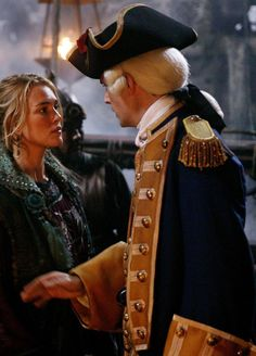 POTC 3: Elizabeth Swann and James Norrington
