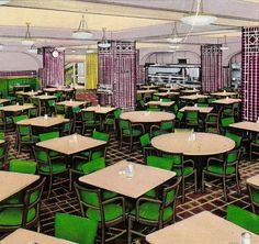 Cafeteria at the YMCA, Chicago