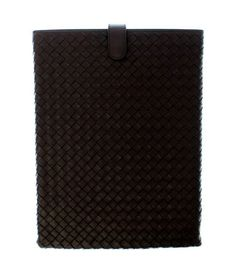 Brown Leather iPAD Tablet eBook Cover