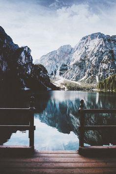 dock | lake | mountain | mountains | trees | wild | wilderness | nature | wander | wanderlust | explore | travel
