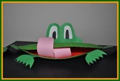 Frog crafts and/or turtle crafts for toddlers, preschool and kindergarten kids. Easy turtle craft ideas and frog craft ideas using clay, egg carton, CDs, paper, rock, paper mache and more. Kids crafts