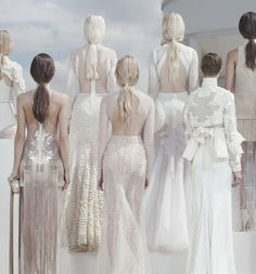 still swooning over this dreamy, ethereal collection // #givenchy couture fall/winter 2011