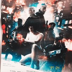 Movie poster (Japanese ver.) - Ghost in the Shell  Japanese title. ゴーストインザシェル The original work is a cartoon '攻殻機動隊' by Masamune Shiro. (士郎正宗) This movie gives me a feeling of mounting tension. I knew the manga the animation is very popular and ppl will want to compare from the mangaanime to the movie. ゴーストインザシェルを観ましたブレードランナー感がありましたけど原作者の意図する要素の一つだしいいんじゃね?ってなりますが バトーさんの押井版攻殻機動隊小ネタがあったのが私の中のハイライトなのだ iPhone7/Hipstamatic  #GhostintheShell #ゴーストインザシェル #攻殻機動隊 #スカヨハ攻殻 #movie #映画 #movieposter…