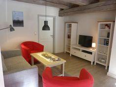 Ferienwohnung im modernen und vintage Stil #Kappeln #Landhaus #Fachwerk #Ferienwohnung #Einrichtung