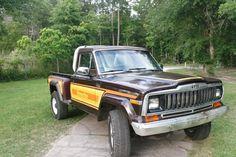 jeep j10 stepside - Google Search