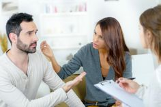 Men and women look to therapy for two different kinds of help. Here's why.