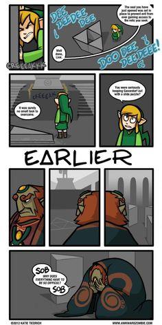 Gannondork - Legend of Zelda