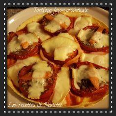 Torti'zaza à la provencale