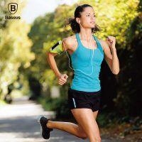 Športové púzdro je vhodné na iPhone 6 a iPhone Iphone 5s, 6s Plus, Running, Style, Design, Orange, Blue, Racing, Keep Running