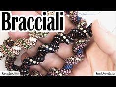 Sarubbest: bracciali bangle con spirale Russa Twisted Sarubbest - YouTube