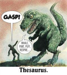 Thesaurus lol
