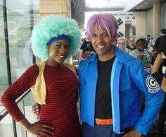 Characters: Bulla Briefs & Trunks Cosplay Series: Dragon Ball Z/GT